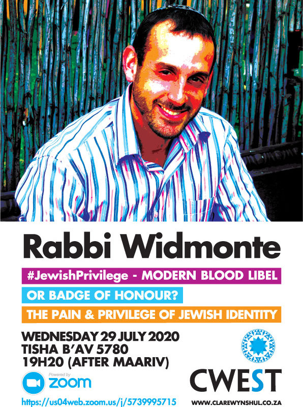 RABBI WIDMONTE