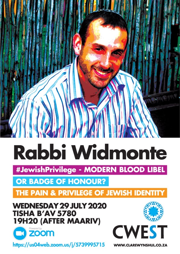 RABBI WIDMONTE